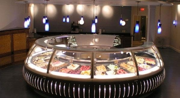 arredamenti per pasticcerie e gelaterie