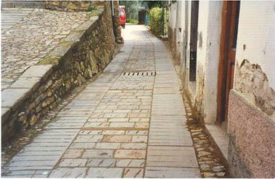 Pavimentazione ed arredo urbano