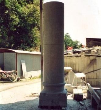 Colonna in Arenaria