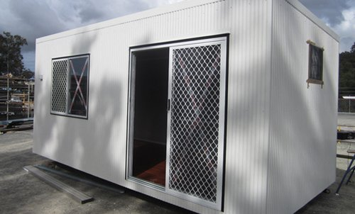 6m x 3m Portables  home