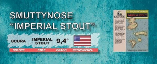 Birra Imperial Stout