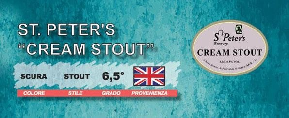 Birra Cream Stout