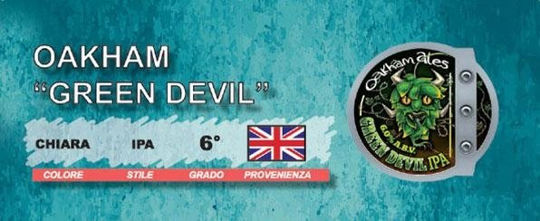 Birra Green Devil