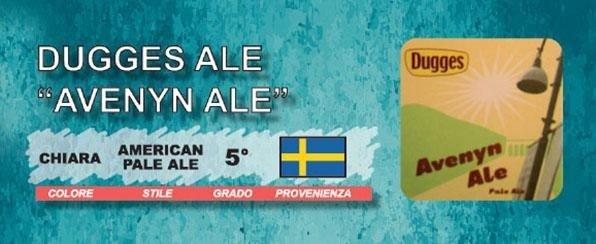 Birra Avenyn Ale