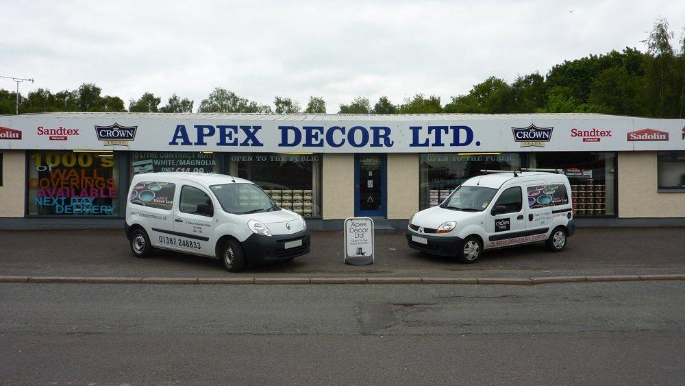 Apex Decor Ltd store