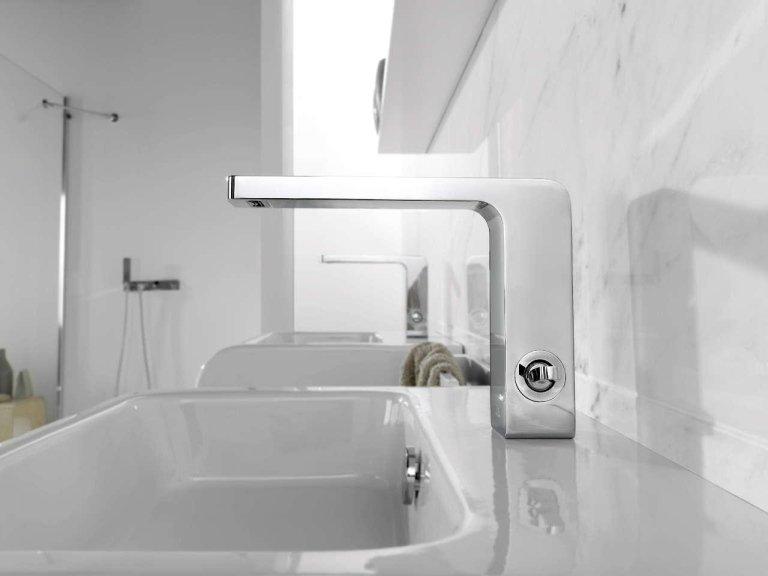 Miscelatore bagno design Napoli