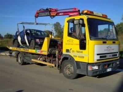 servizio soccorso stradale