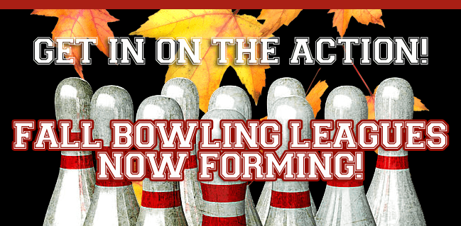 Bowlerama Fall-Winter Leagues 2017-2018