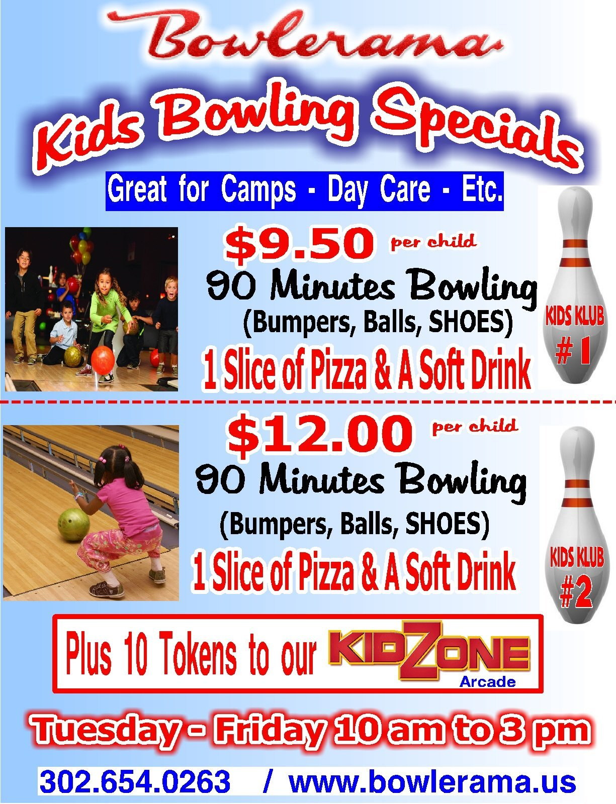 2017 Kids Bowling Special