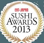Sushi Award logo