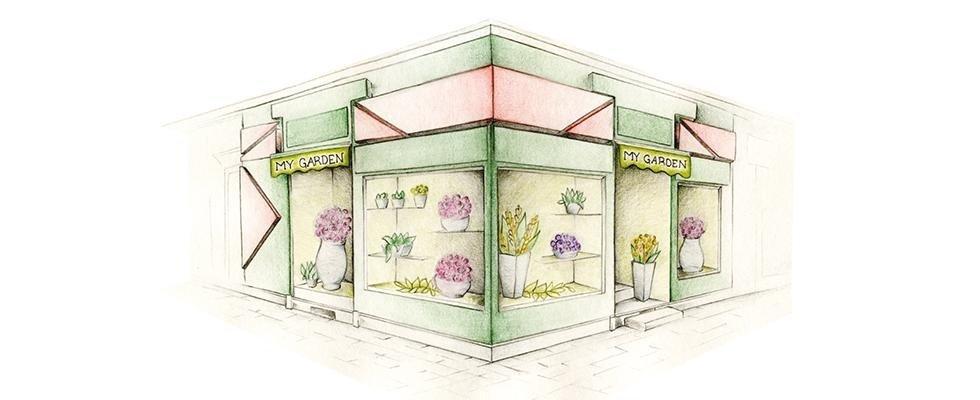 piante e fiori Napoli