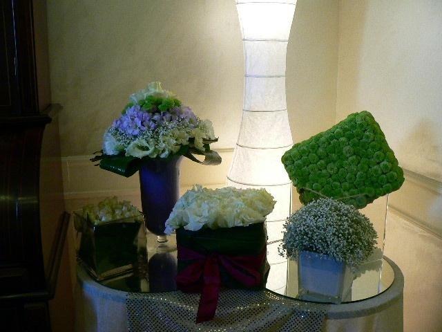 eventi composizioni fiori