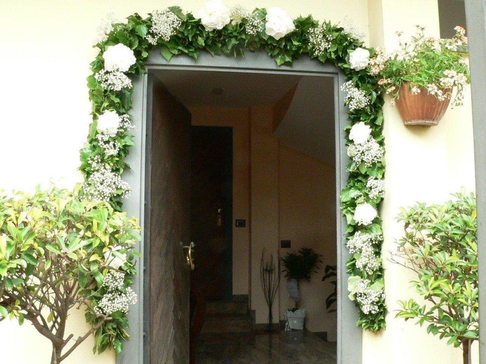 Favori Composizioni floreali per matrimoni - Napoli - My Garden srl  MI87
