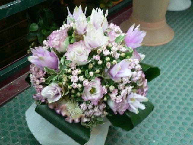 Bouquet di firoi per matrimonio