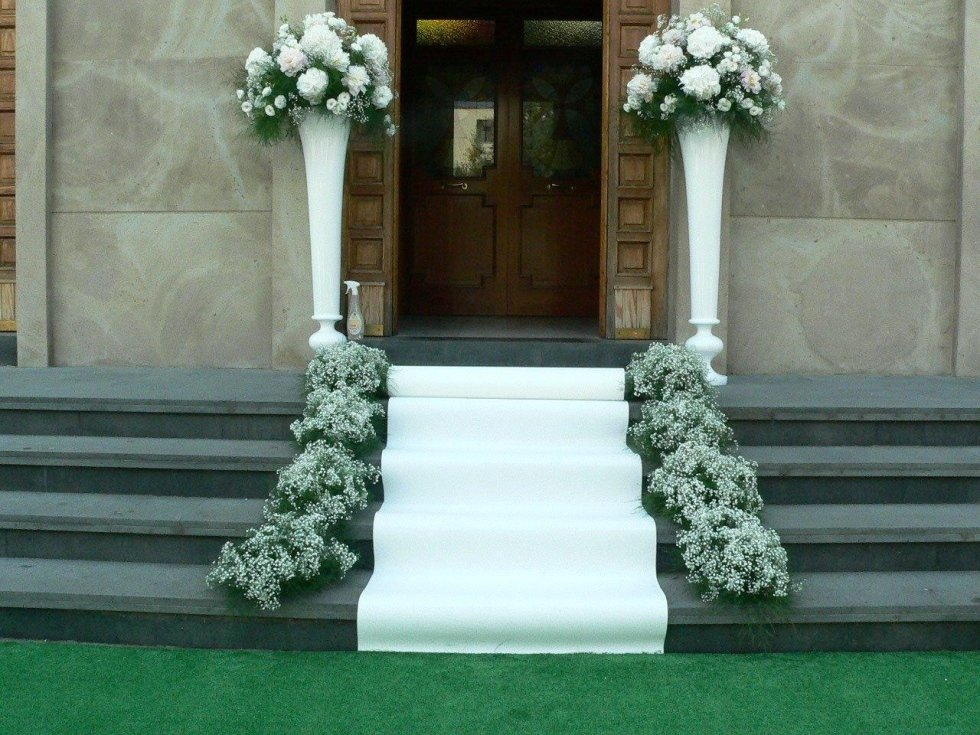 abbastanza Composizioni floreali per matrimoni - Napoli - My Garden srl  WN11