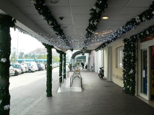 Addobbi natalizi per Centri Commerciali, My Garden