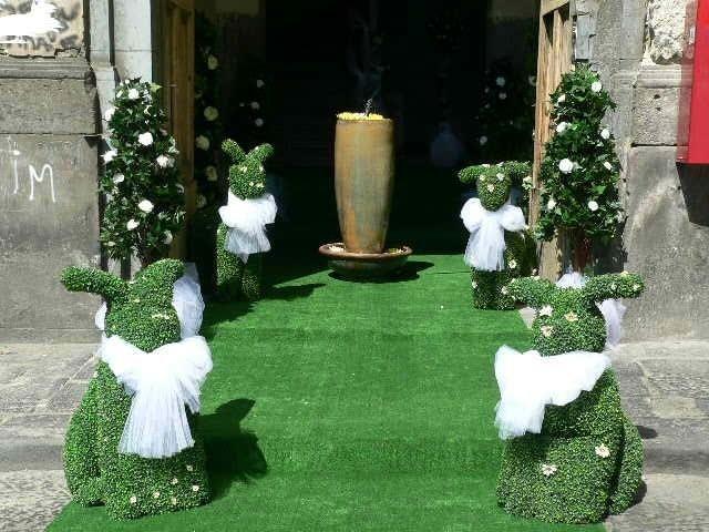 Amato Composizioni floreali per matrimoni - Napoli - My Garden srl  EK91