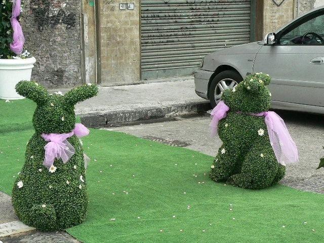 Creazioni floreali artificiali