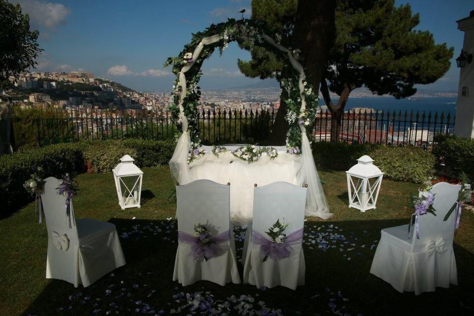 Addobbi per matrimoni aperto