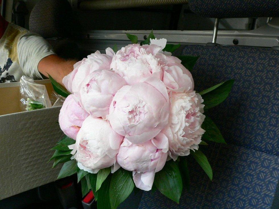 Matrimonio, bouquet sposa