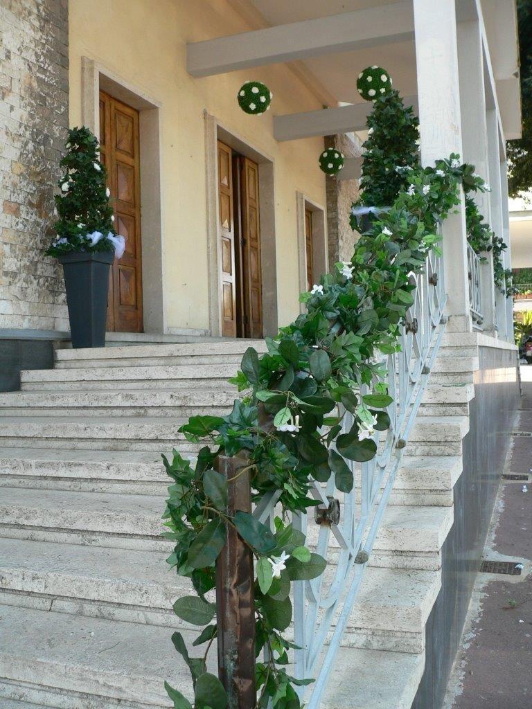 Super Composizioni floreali per matrimoni - Napoli - My Garden srl  QD65