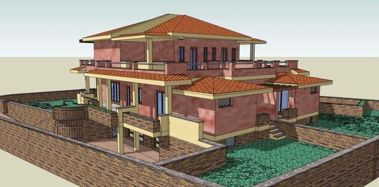 Villa Bi-Familiare