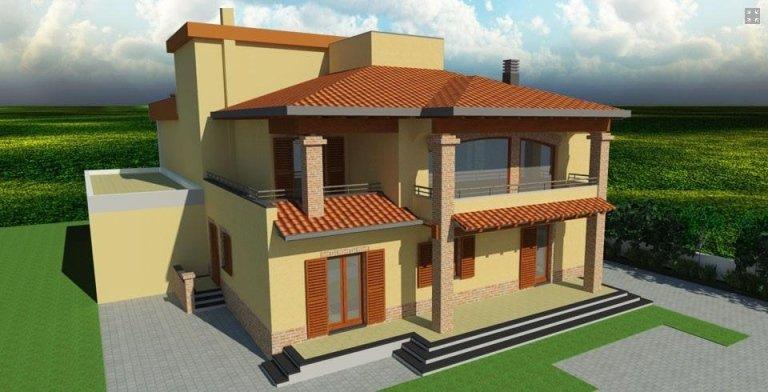 Sopraelevazione casa esistente