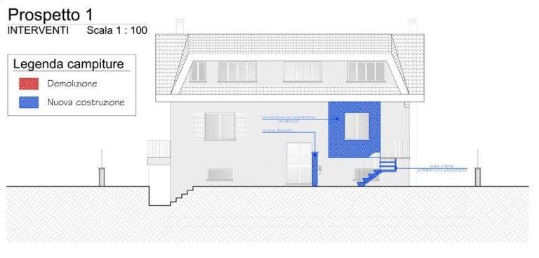 Piano Casa - Ampliamento e CDU