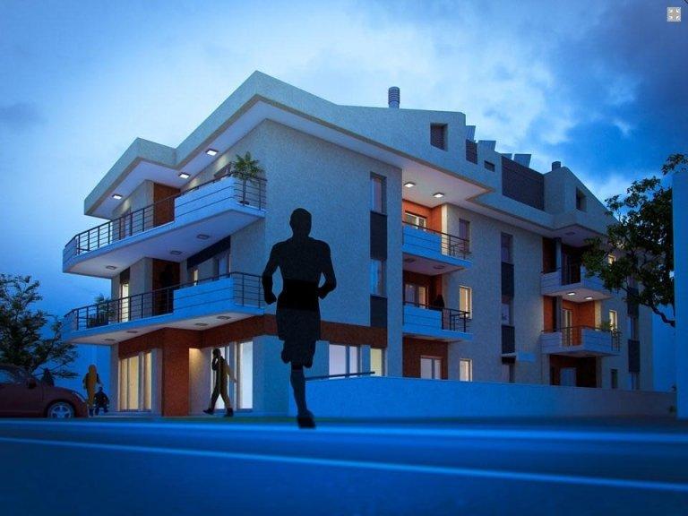 Palazzina residenziale e commerciale