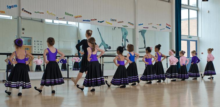 Tap dancing uniforms