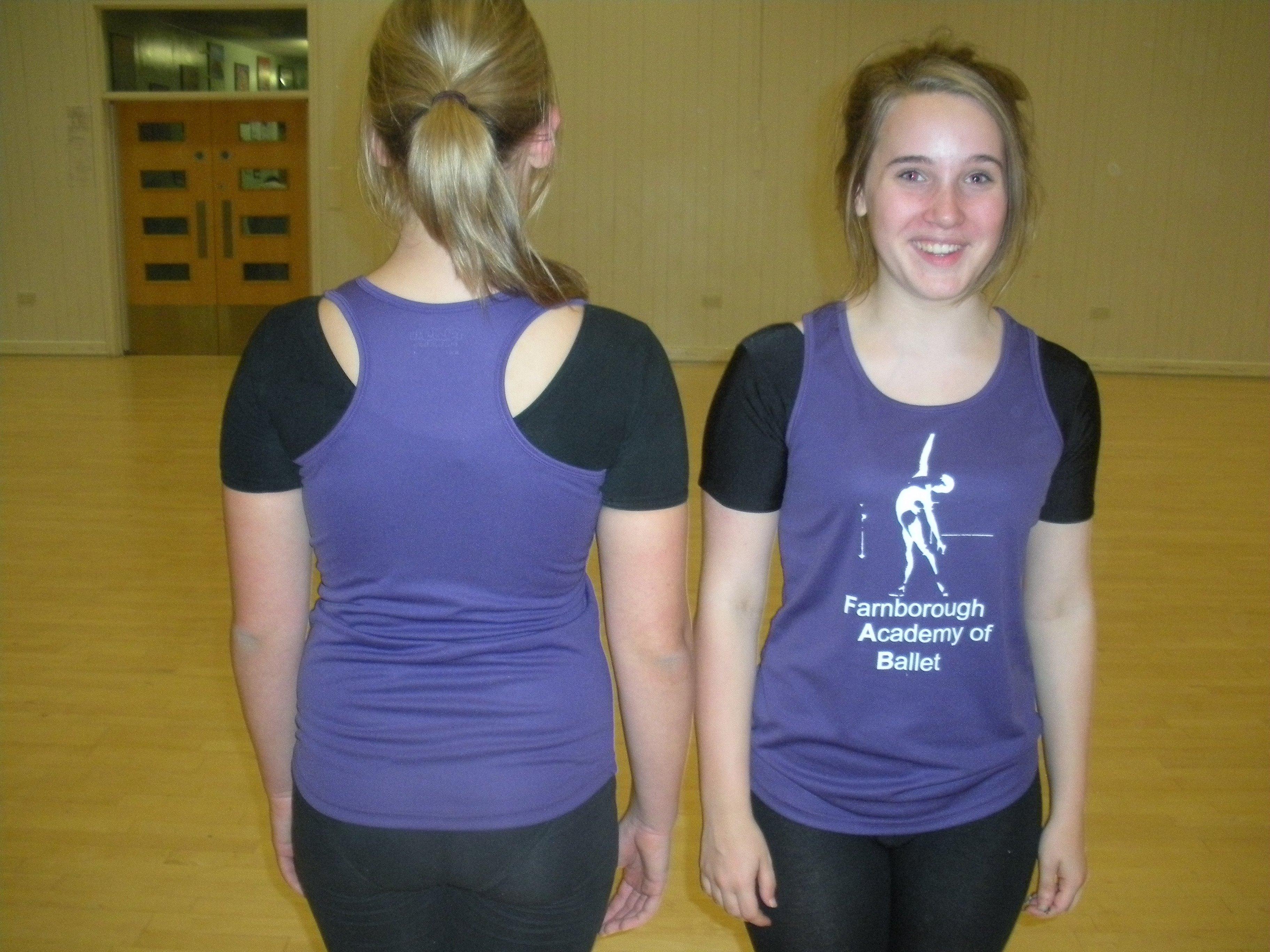 Dance uniforms