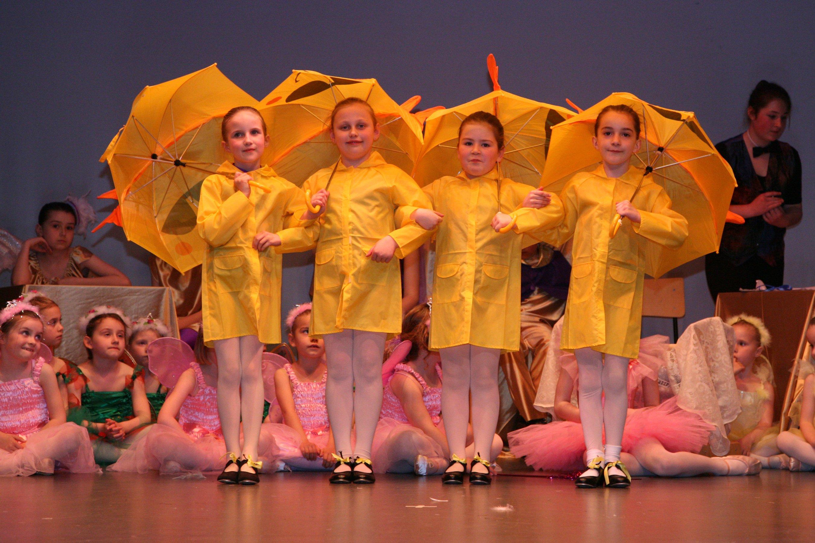 Tap dancing school