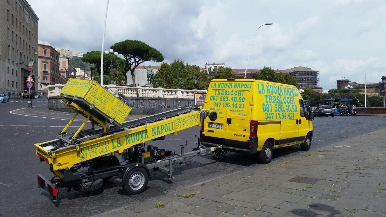 Traslochi a Napoli e in Campania