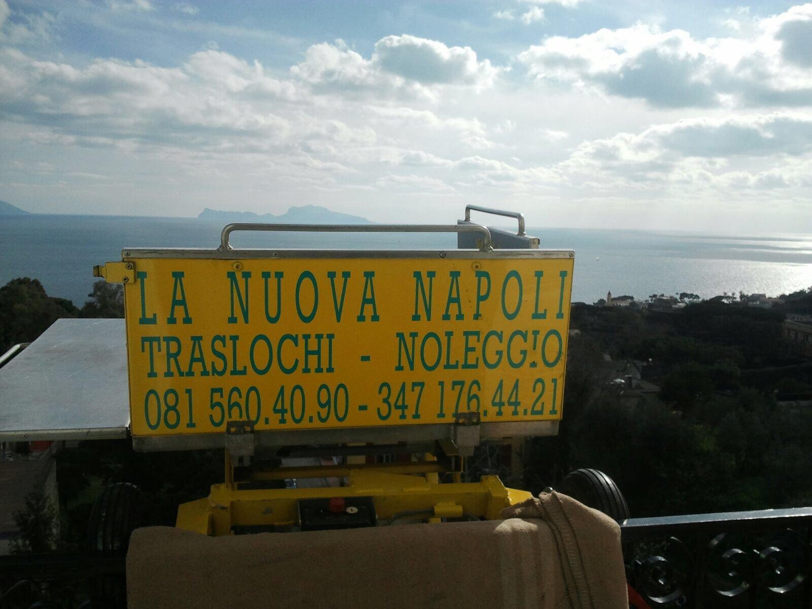 Traslochi sicuri a Napoli