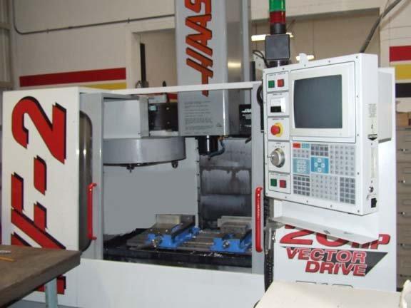 Haas Vf2 service manual