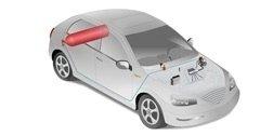 modello 3d di un'auto