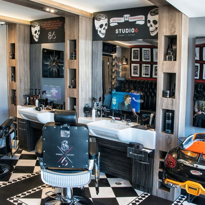 Barber Shop Hayling Island