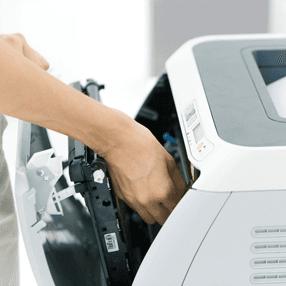 printer cartridge replacement