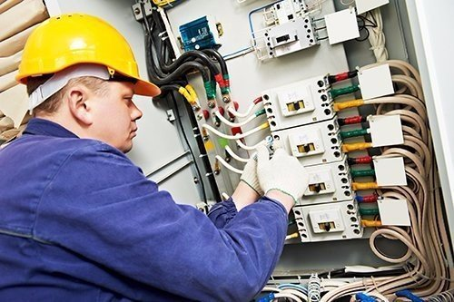 commercial electrical services in Winston-Salem, NC