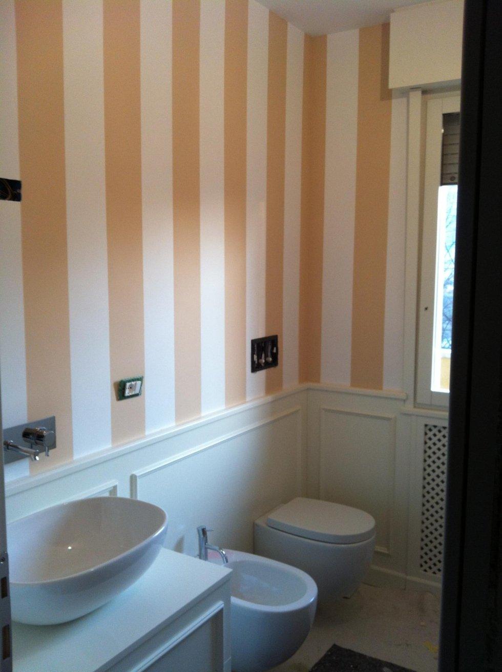 Tinte particolari per pareti abbinamenti colori con - Pitture per pareti interne particolari ...