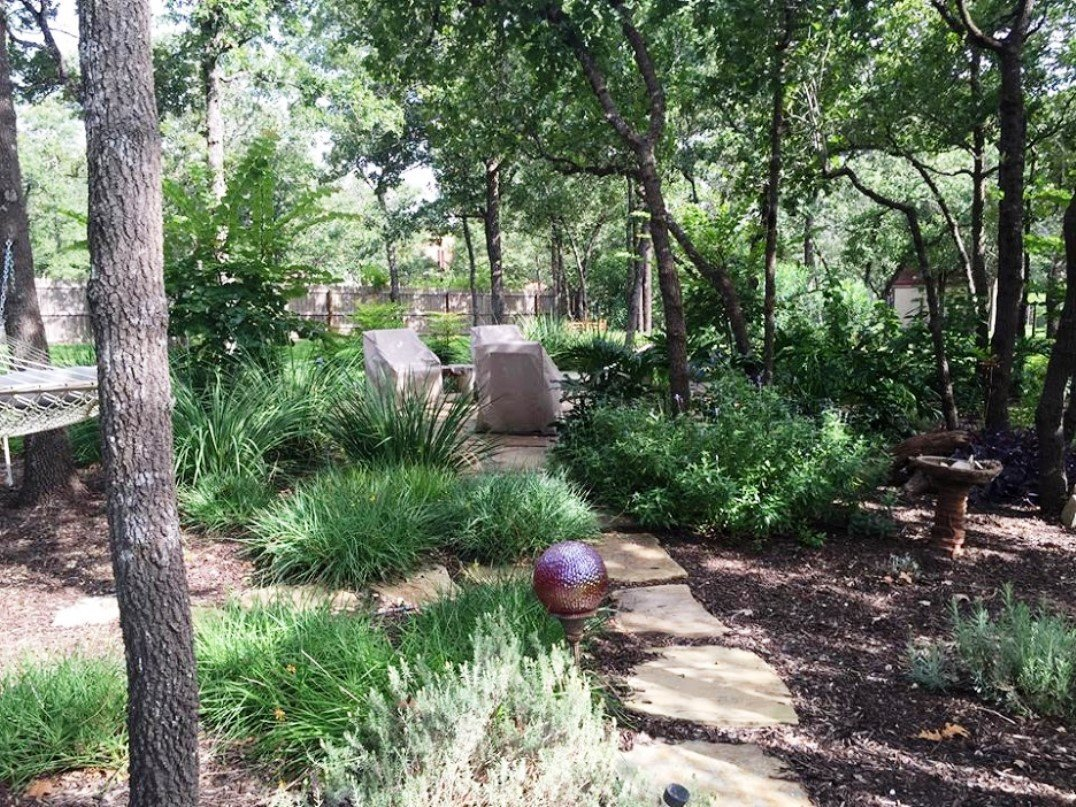 landscaping contractor in New Braunfels, TX