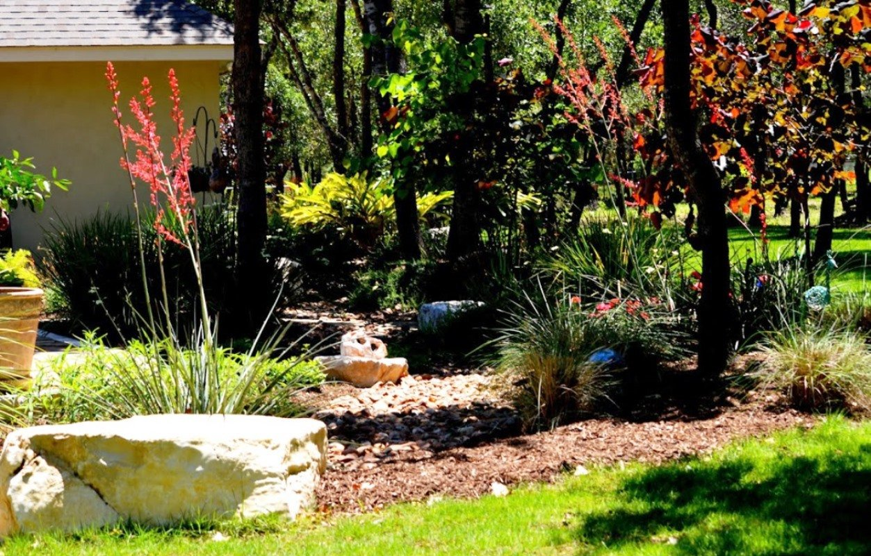 landscaping contractor in San Antonio, TX