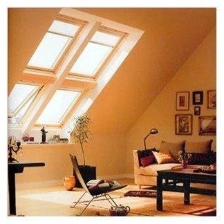 finestra sottotetto in mansarda
