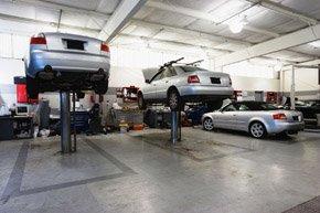 German car specialist repairs - Clapham North, London - Sams Autos - Car