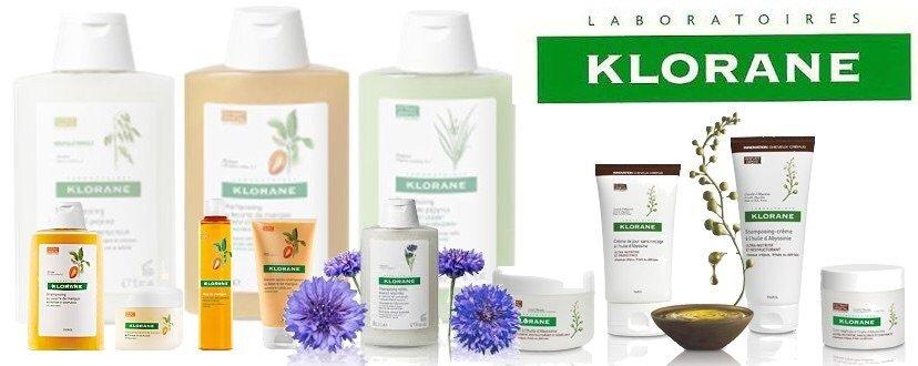 prodotti laboratoires klorane