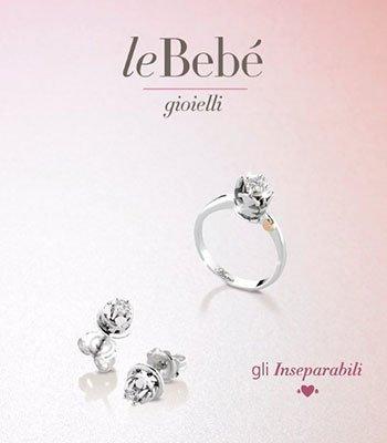 anelli a marchio leBebé