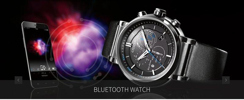 orologio con tecnologia bluetooth