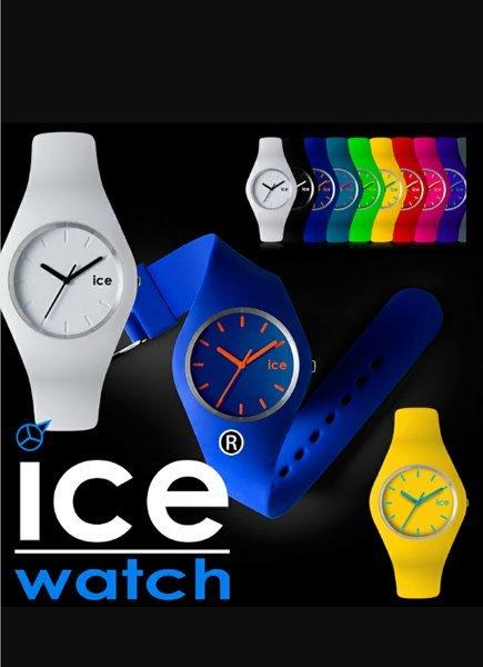 orologi in plastica Ice watch