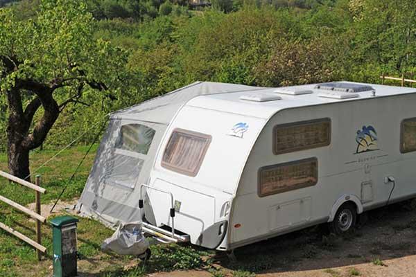 Camping Giglio in Gargnano