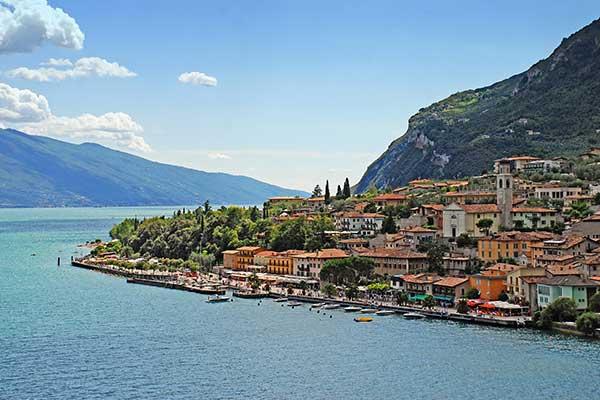 View of Garda